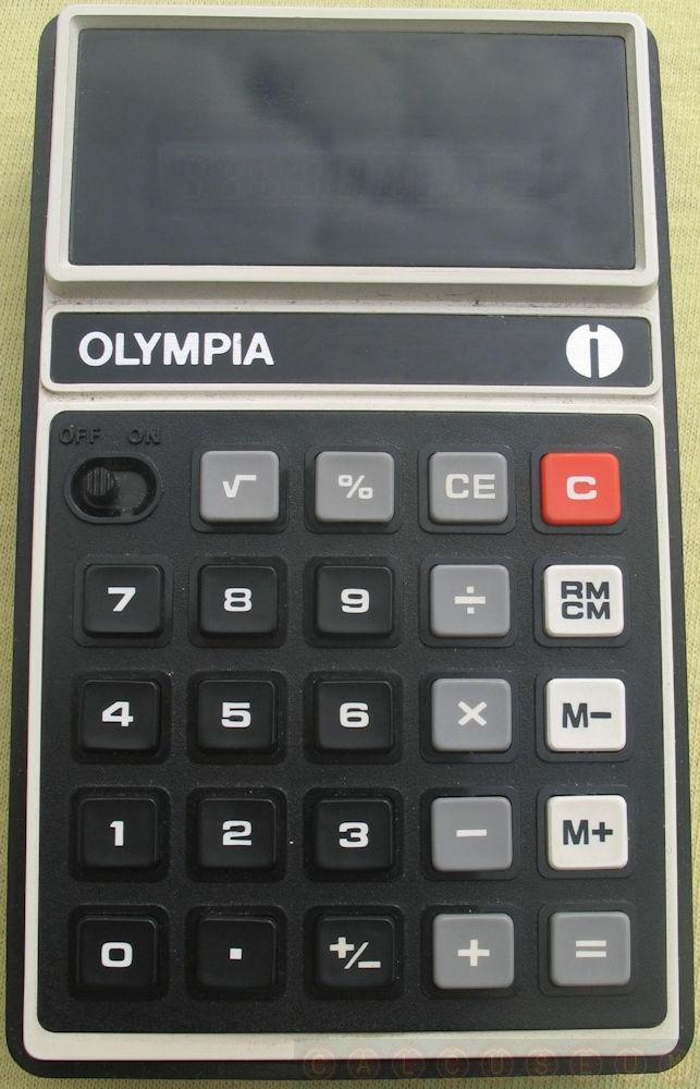 Olympia CD 44